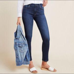 {AG} Stevie Ankle Blue Jean
